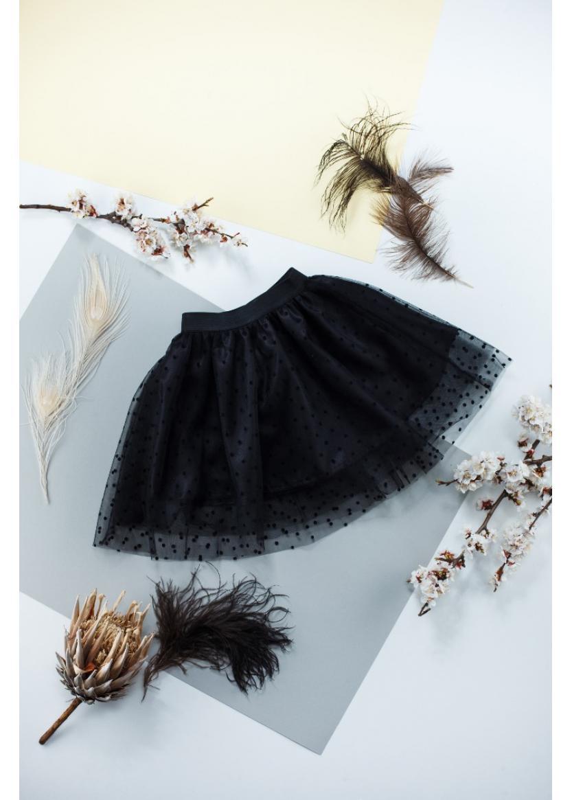 Юбка Даяна, черный