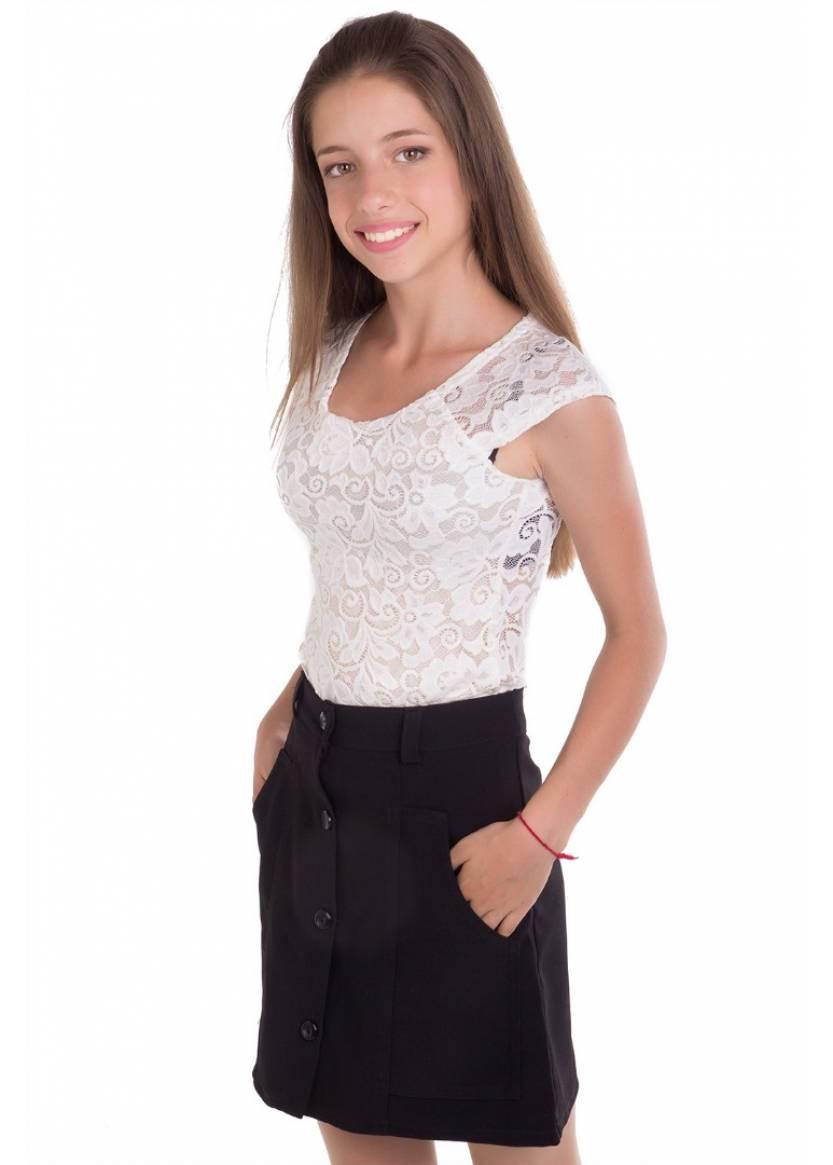 Блуза Барби, белый