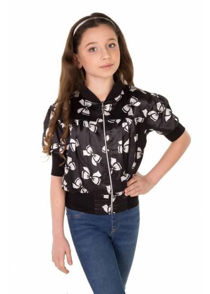 Блуза Вероника, черный