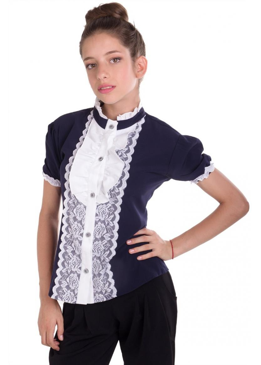 Блуза Далия, синий