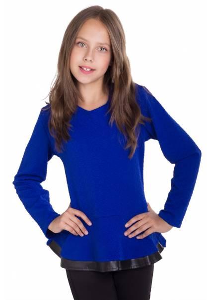 Блуза Лада, синий