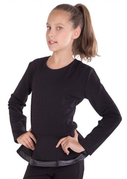 Блуза Лада, черный