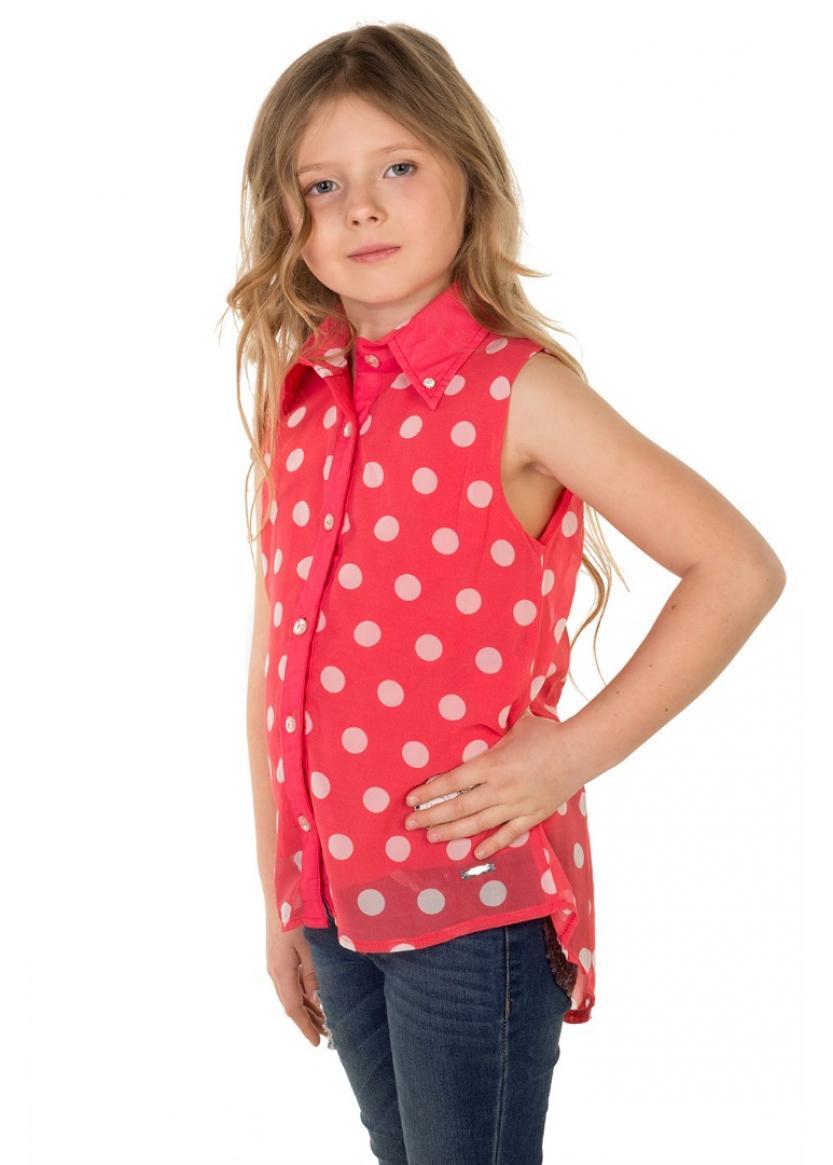 Блуза Рок-н-ролл, красный