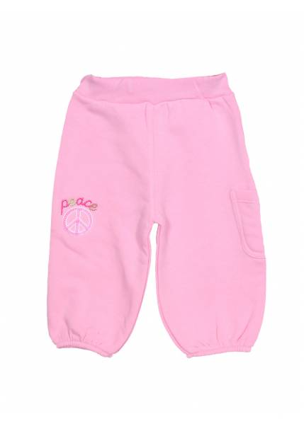 Брюки Peace, розовый