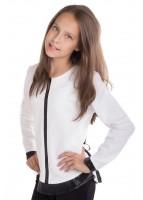 Блуза Аделина, белый