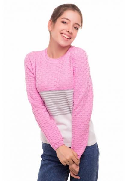Джемпер Клио, розовый