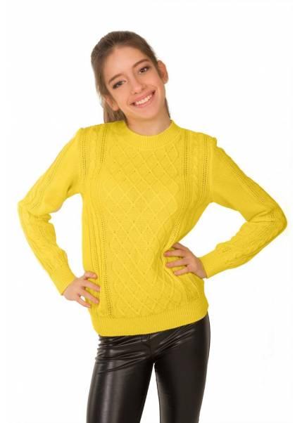 Джемпер Эмили, желтый