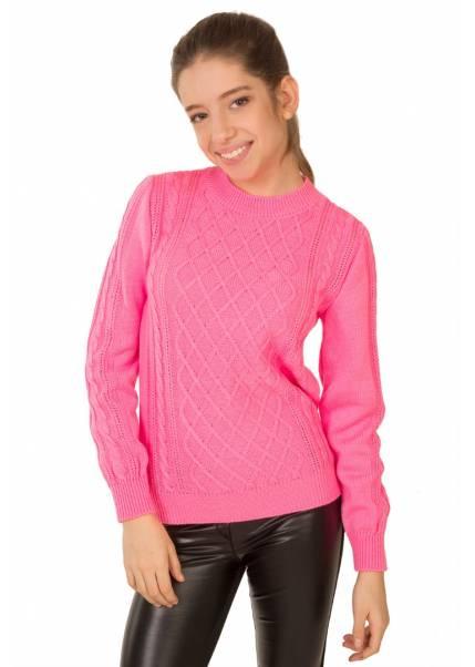 Джемпер Эмили, розовый
