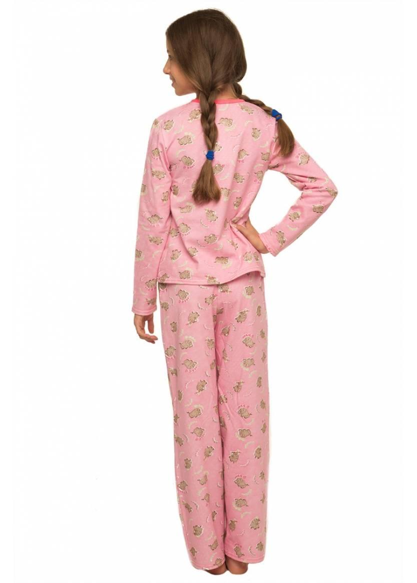 Пижама Бемби, розовый