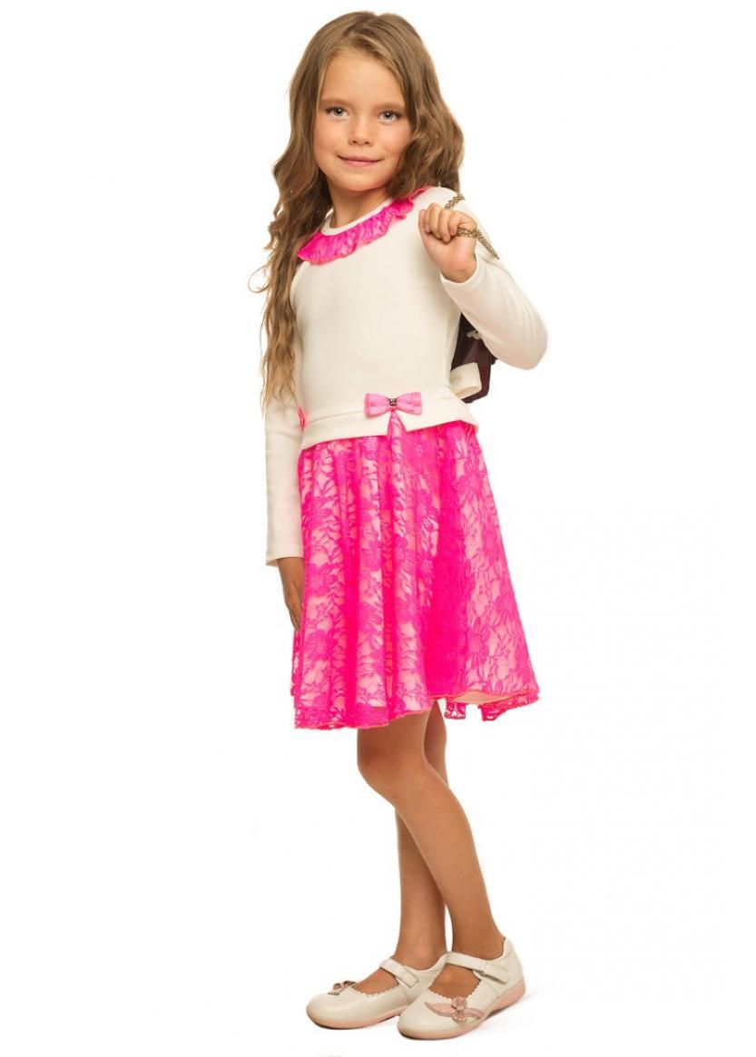 Платье Азалия, розовый