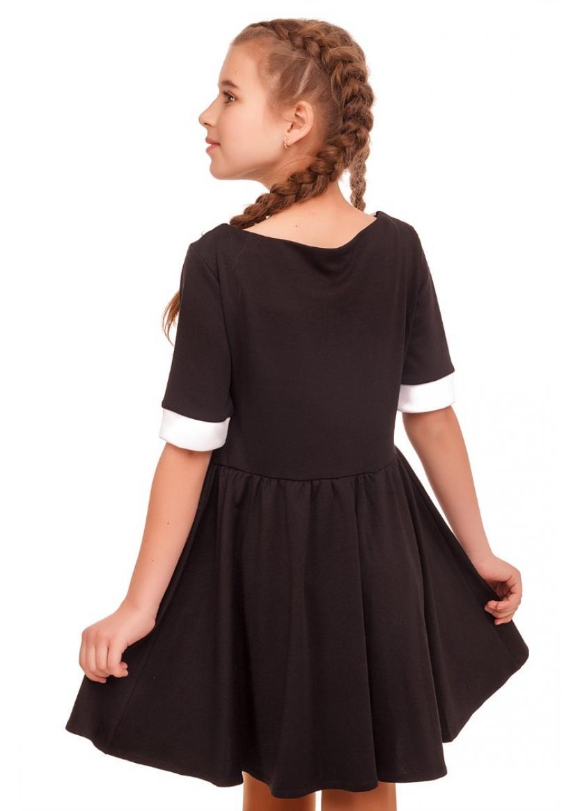 Платье Анастасия, черный