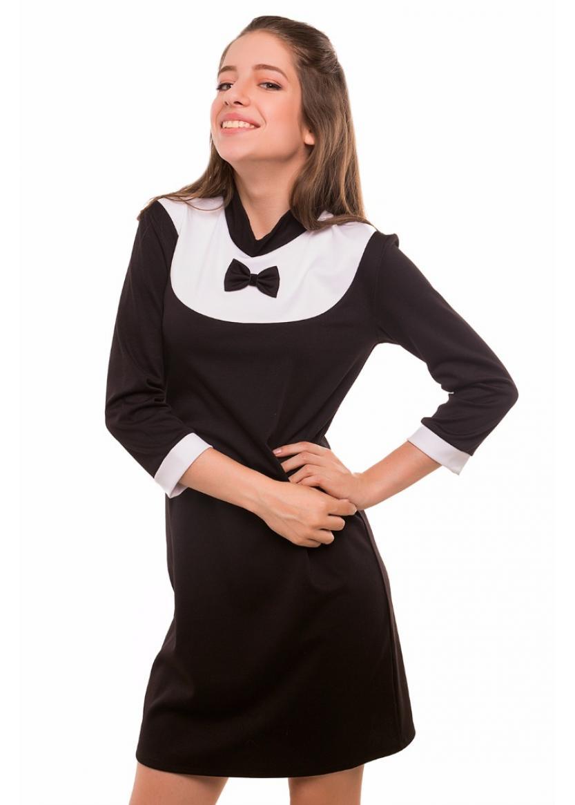 Платье Астория, черный