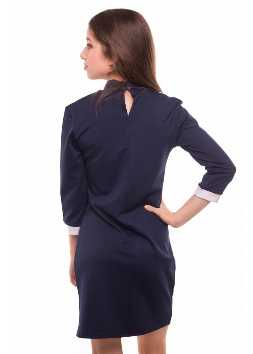 Платье Астория, синий