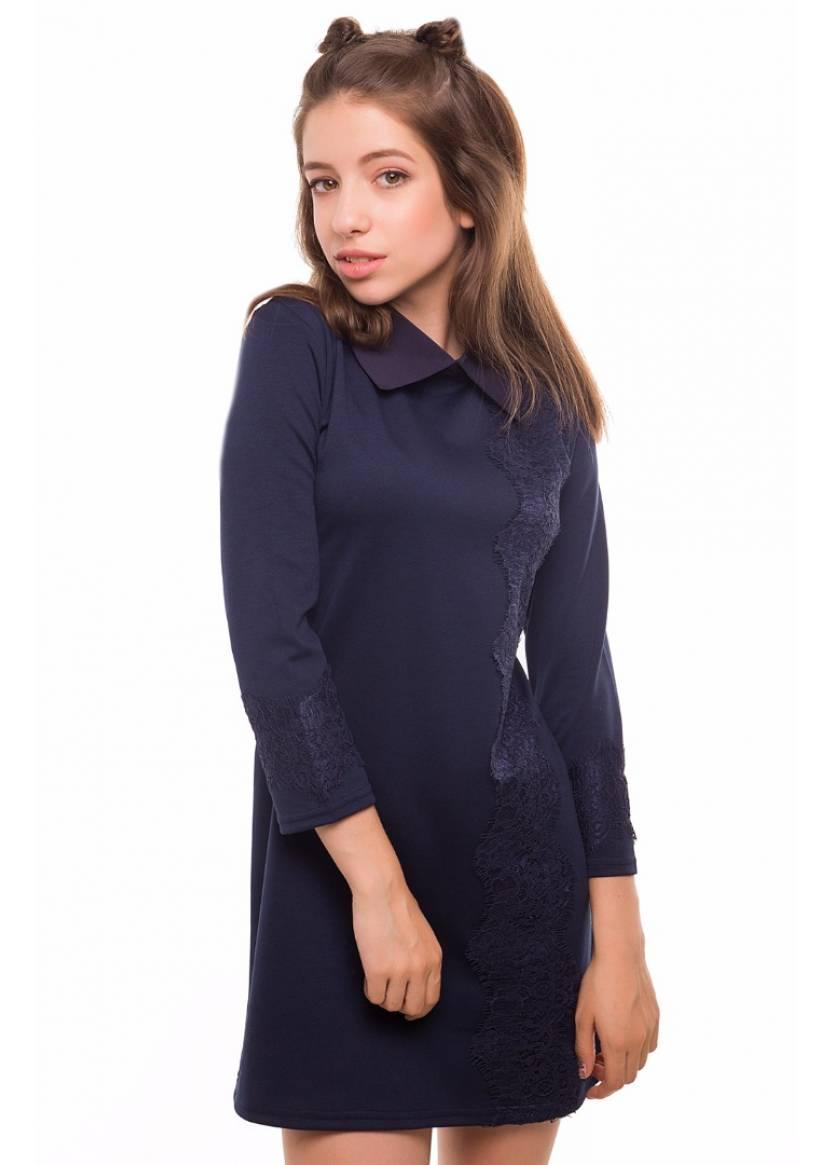 Платье Бристоль, синий