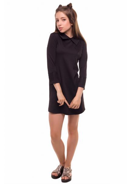 Платье Бристоль, черный