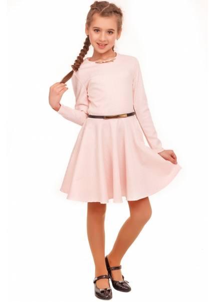 Платье Дори, розовый