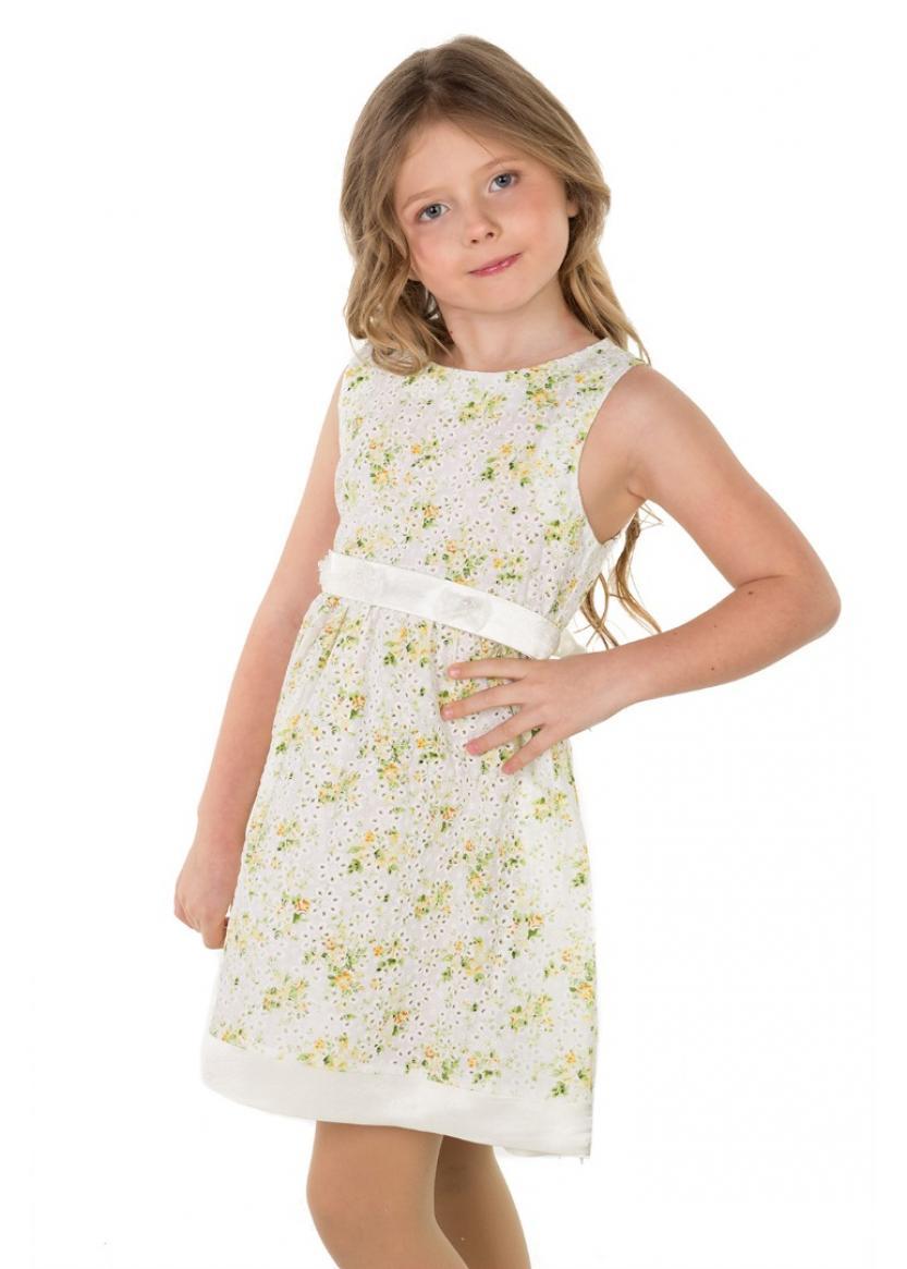 Платье Лапонька, желтый