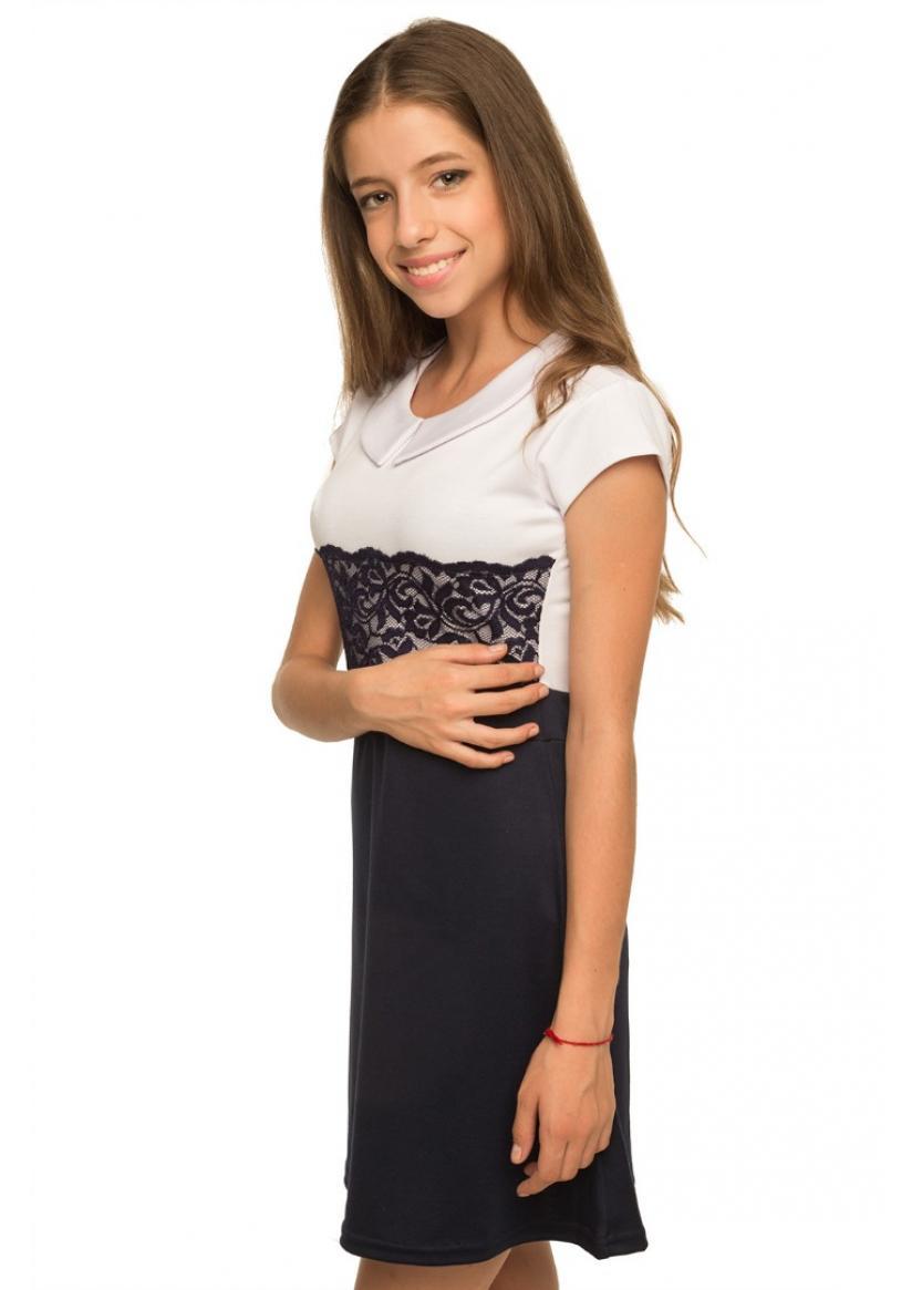 Платье Линет, синий