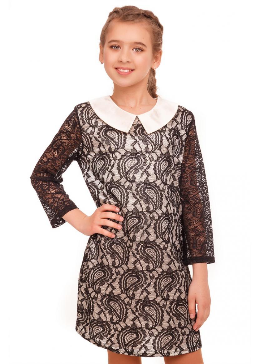 Платье Лоури, черный