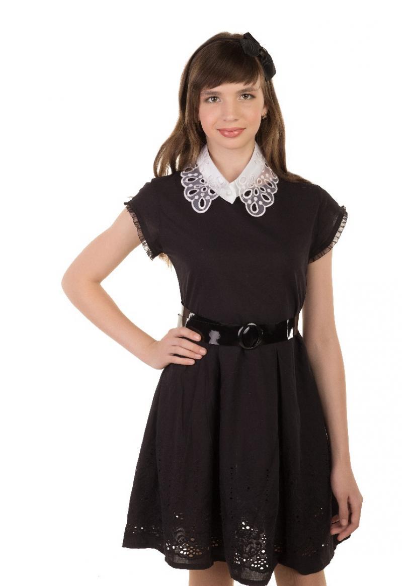 Платье Миледи, черный