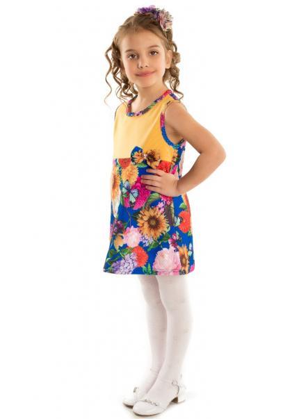 Платье Надин, желтый