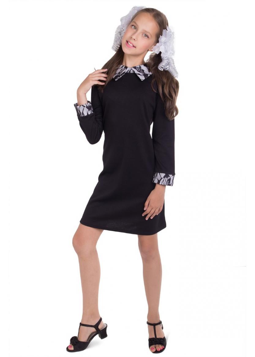 Платье Наоми, черный