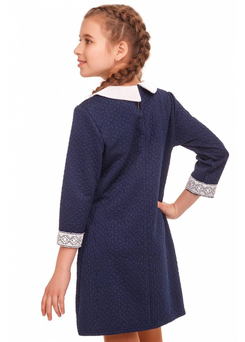 Платье Нюта, синий