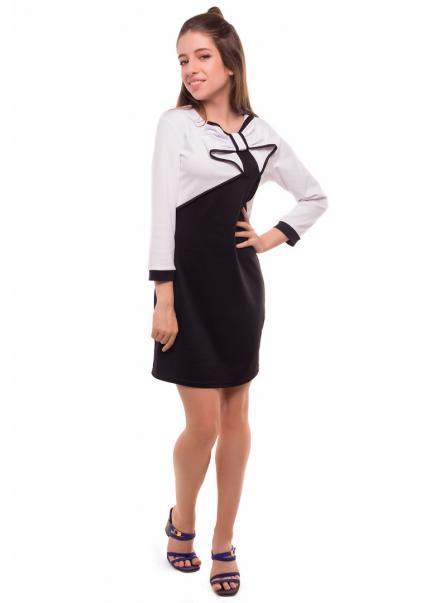 Платье Шарлиз, черный
