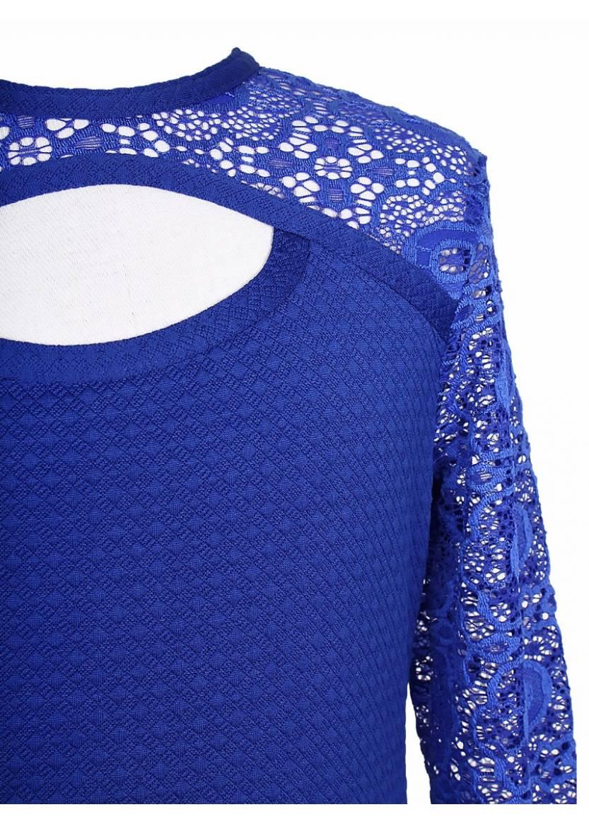 Платье Ясмин, синий