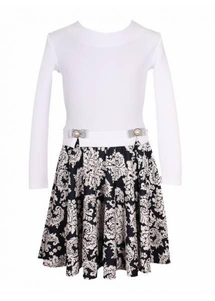 Платье Хлоя, белый