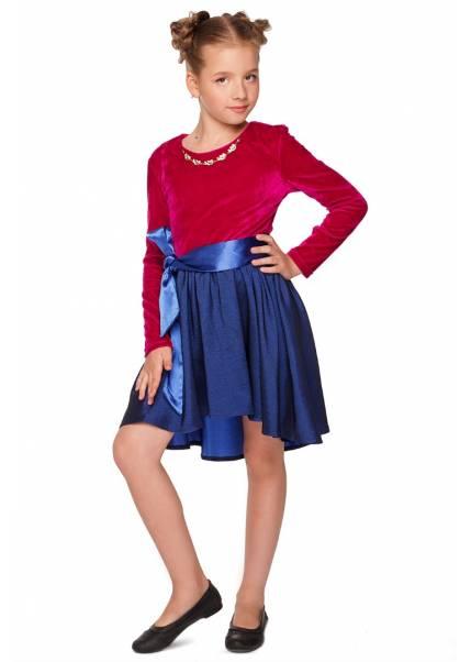 Платье Элис, фиолетовый