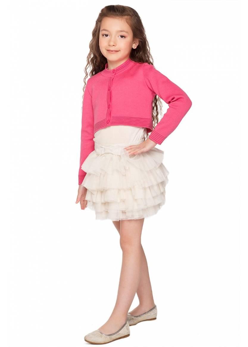 Болеро Малика, розовый