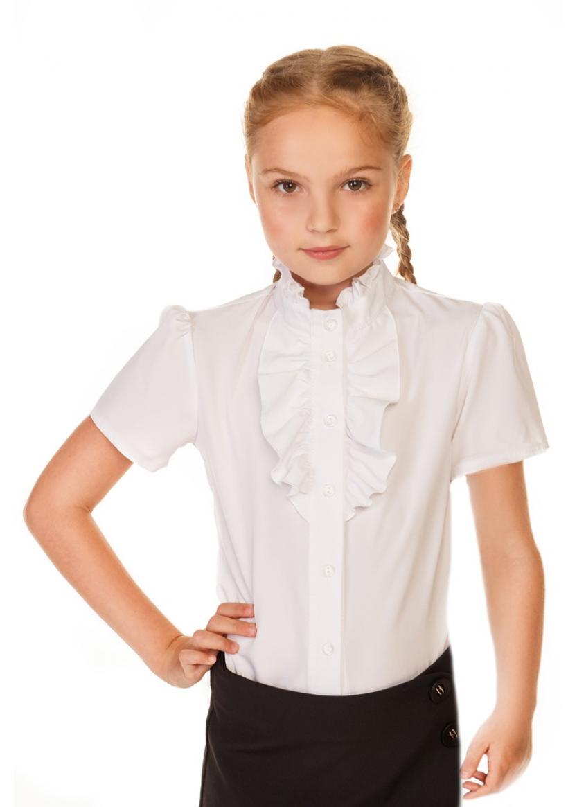 Блуза Агния, белый
