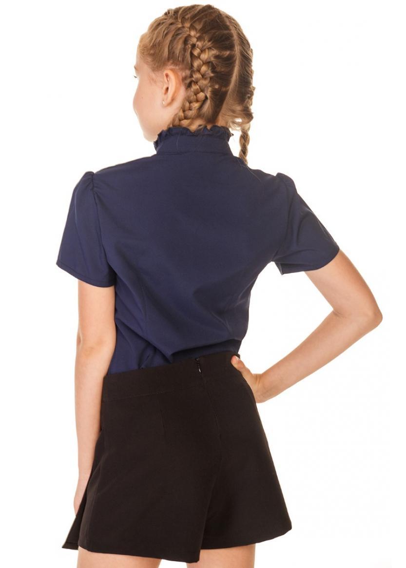 Блуза Агния, синий
