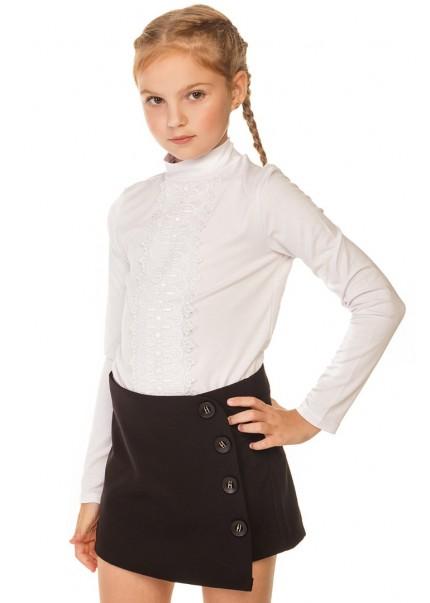 Блуза Лирика, белый