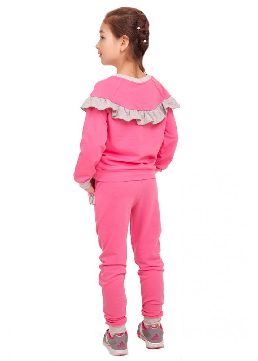 Спортивный костюм Кроха, розовый