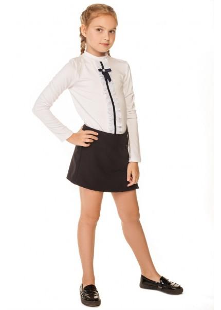 Блуза Лира, белый