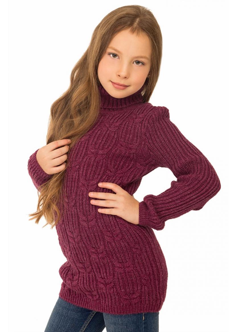 Туника Лорен, фиолетовый