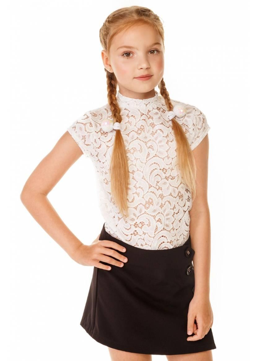 Блуза Веста, белый