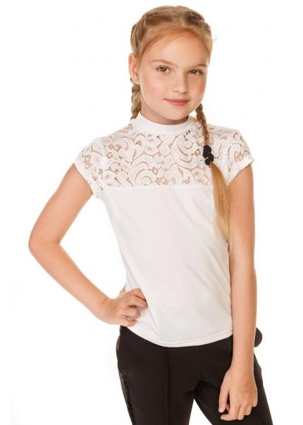 Блуза Альмира, белый
