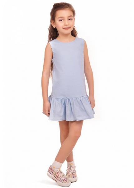 Платье Стелла, голубой