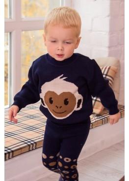 Гамаши Литл обезьянка, синий