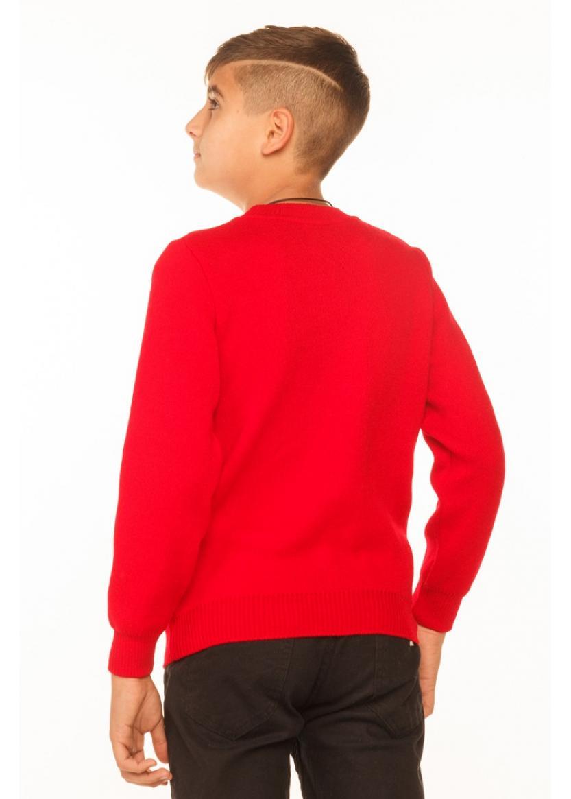 Джемпер Холидей подросток, красный