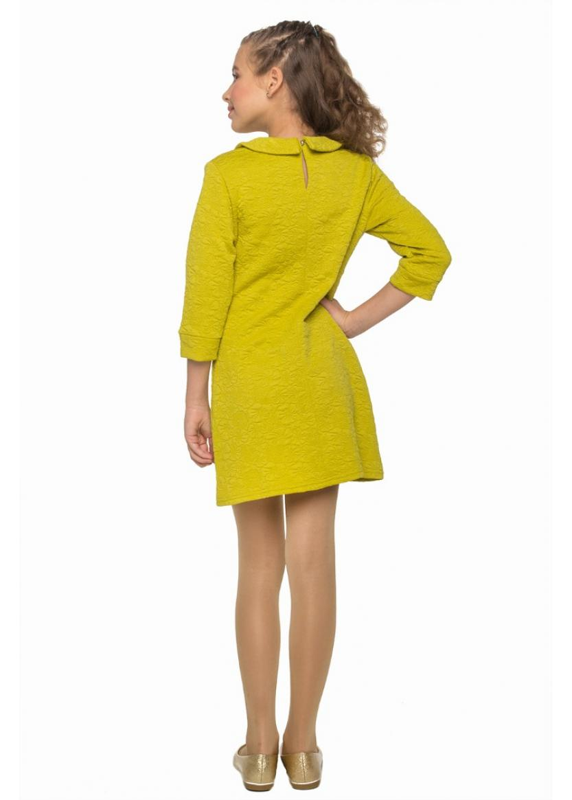 Платье Злата, желтый