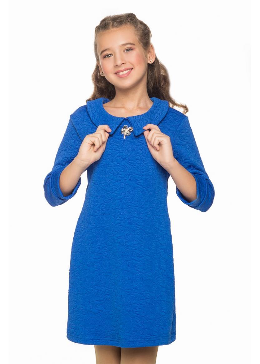 Платье Злата, синий