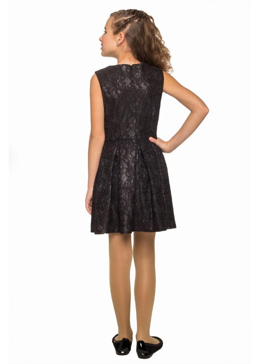 Платье Николь, черный