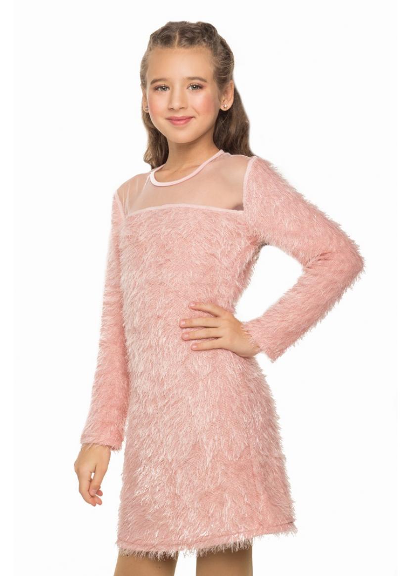 Платье Эрида, персиковый