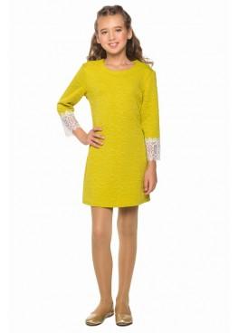 Платье Санни, желтый