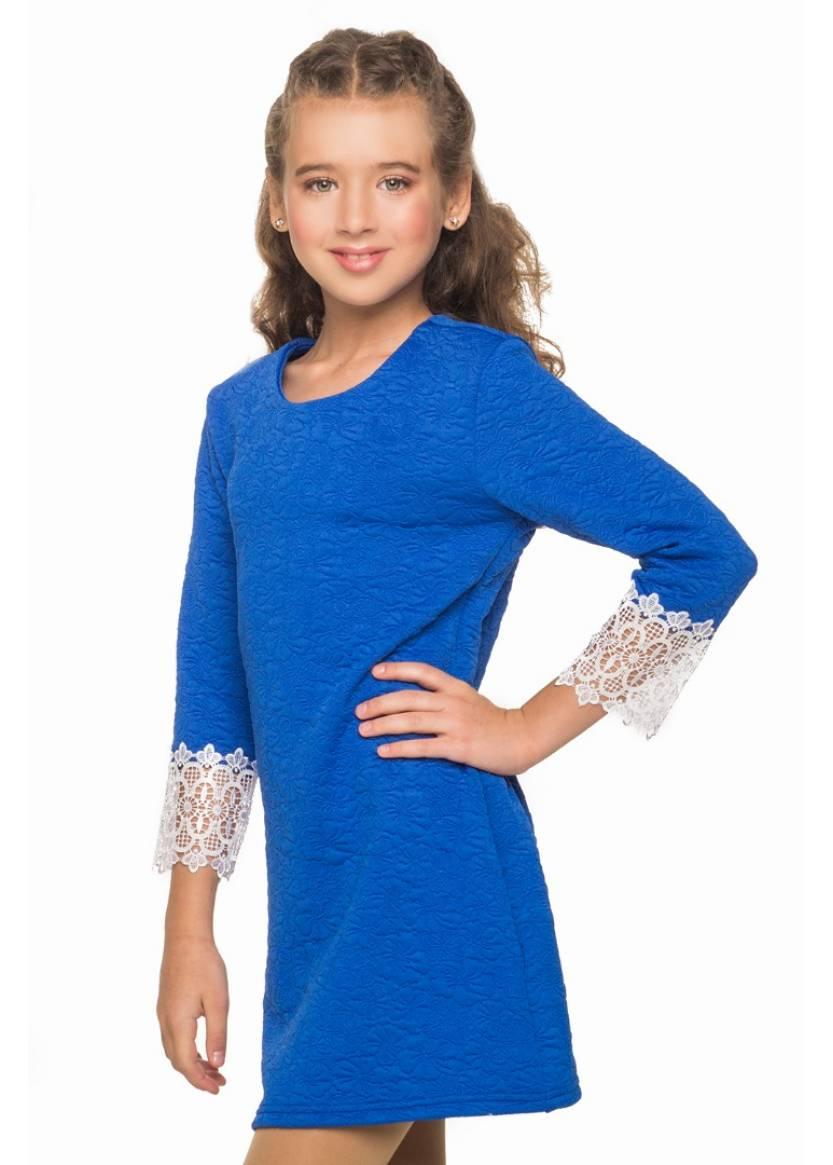 Платье Санни, синий