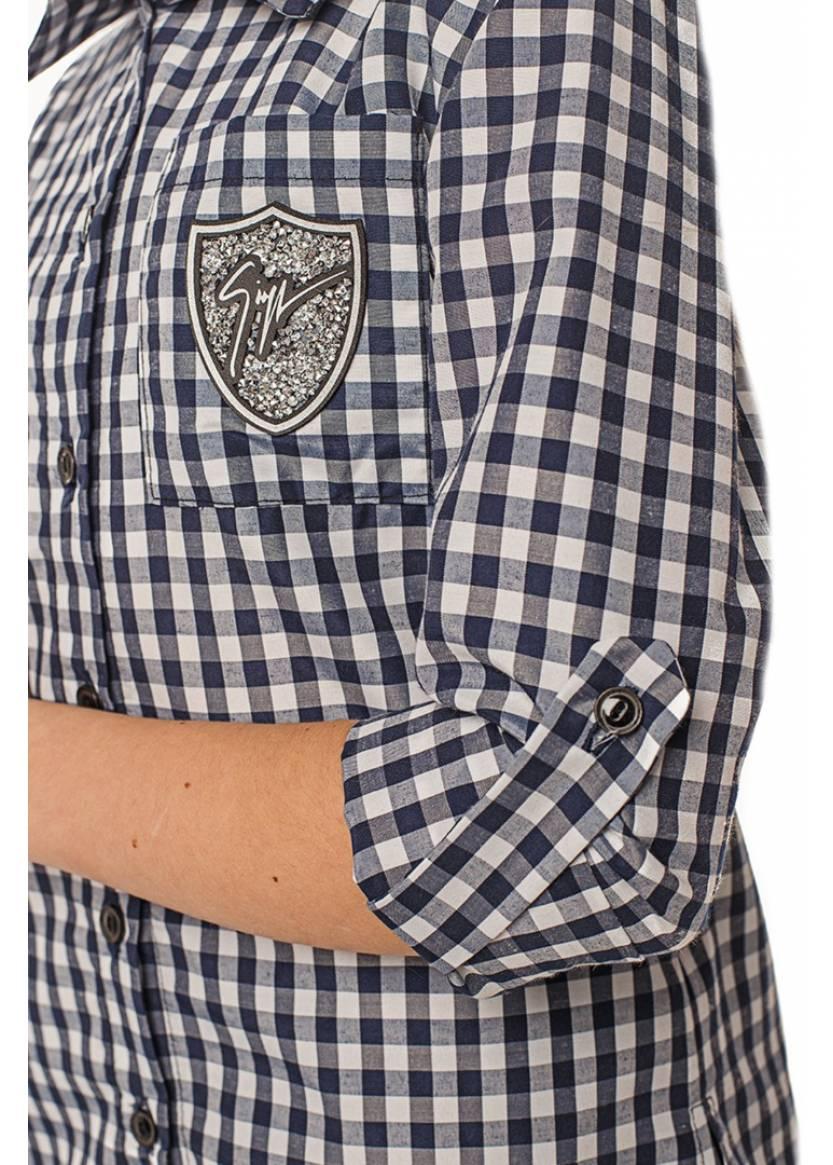 Рубашка Соната, синий